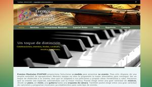 Eventos Musicales ESAPADI