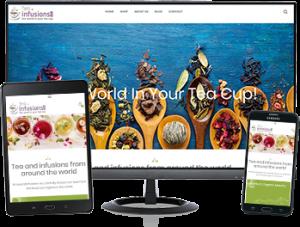 Web ejemplo teaandinfusions