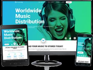 Sitio web musicdigi