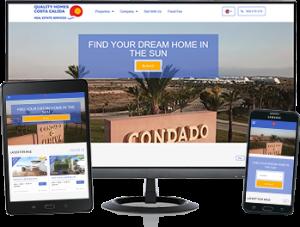 Sitio web qualityhomes