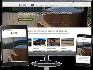 Wordpress sito web teckwood