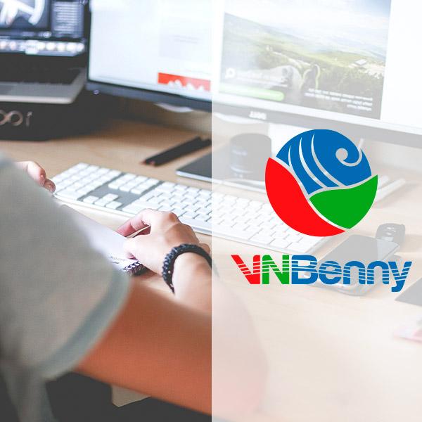 logotipo de vnbenny